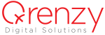 qrenzy digital solutions logo